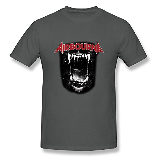 Uomo's Airbourne Running Wild T-shirts XX-Large