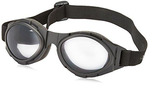 Bobster Bugeye Ii Interchangeable Goggles, Black Frame, 3 Lenses BA2C31AC