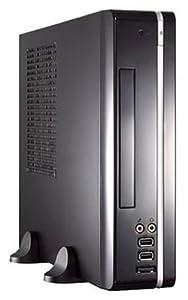 Sedatech Mini-PC Evolution Desktop (AMD A4-5300 2x 3.4GHz Processor, 8GB RAM, 1000GB HDD, 120GB SSD, Blu-ray/DVD-RW, USB 3.0, Radeon HD7480D, Full HD 1080P, Wi-Fi)
