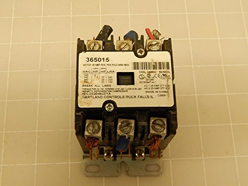 Hartland Controls HCC-3XQ04BU271A Contactor T72150 (Hartland Controls compare prices)