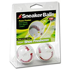 Buy Implus Footcare Sneaker Balls Baseball Shoe Freshener 87007 by Sneaker Balls