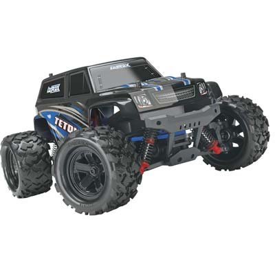 Traxxas 76054-1 LaTrax Teton 4WD Monster Truck (1/18 Scale)