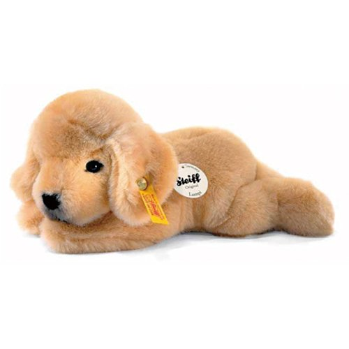 Steiff 280160 - Lumpi Golden Retriever