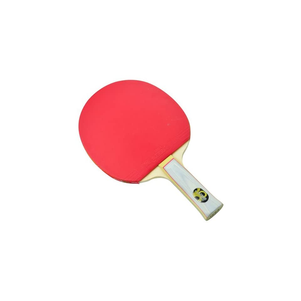 DHS Table Tennis Racket #TS1003, Ping Pong Paddle, Table Tennis Racquets   Shakehand