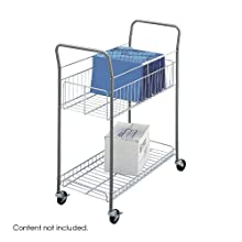 Safco Economy Mail Cart (7754)