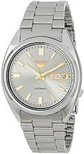 Comprar Seiko SNXS75K1 - Reloj con correa de acero para hombre, color plateado / gris