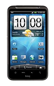 HTC Inspire A9192 4G AT&T GSM Unlocked Android Smartphone - Black