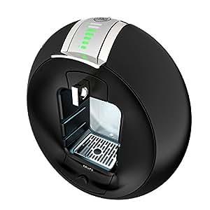 Krups KP5108 Cafetière Dolce Gusto Circolo, réservoir à eau 1,3 l, arrêt automatique (Noir mat)