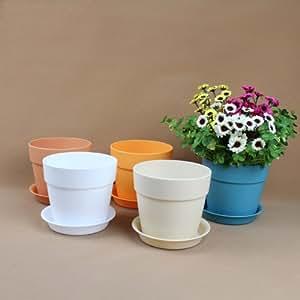 In stile europeo di medie dimensioni in plastica vaso di for Casa in stile europeo