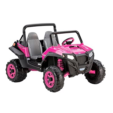 Peg Perego Polaris RZR 900 Ride-On (Pink)