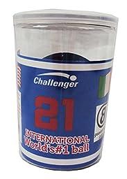 Challenger 21 International Handball (Tin of 1) -
