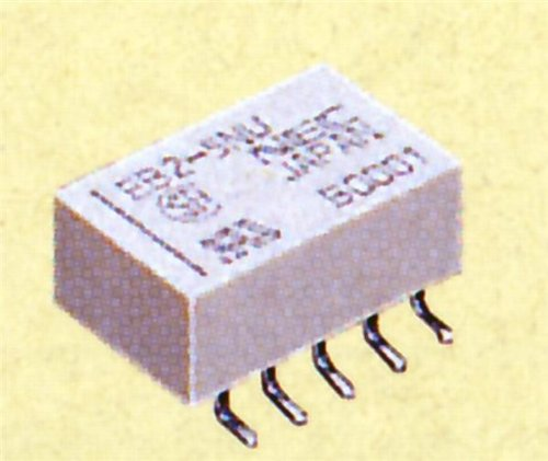 Low Signal Relays - Pcb Dpdt 5V Sngl Coil (1 Piece)