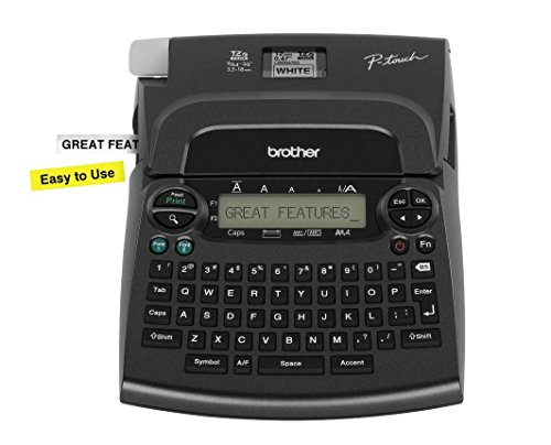 Brother P-Touch PT-1890C Deluxe Home & Office Labeler (Brother Label Makers compare prices)
