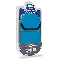 Tomee Ps Vita 2000 Soft Protective Carrying Pouch Case (Blue) Sony Ps Vita