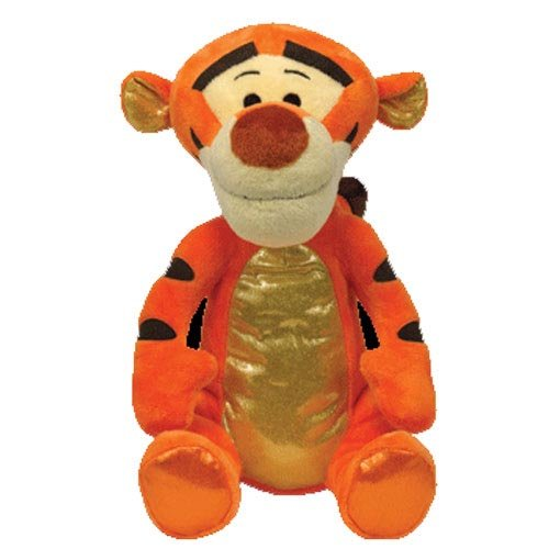 Ty Beanie Buddies Tigger Sparkle Medium Plush
