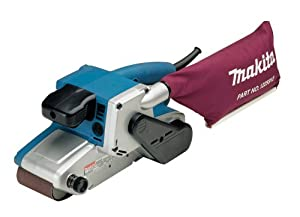 Makita 9920 8.8 Amp 3-Inch by 24-Inch Variable-Speed Belt Sander