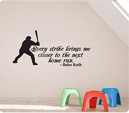 Sports Wall Quote