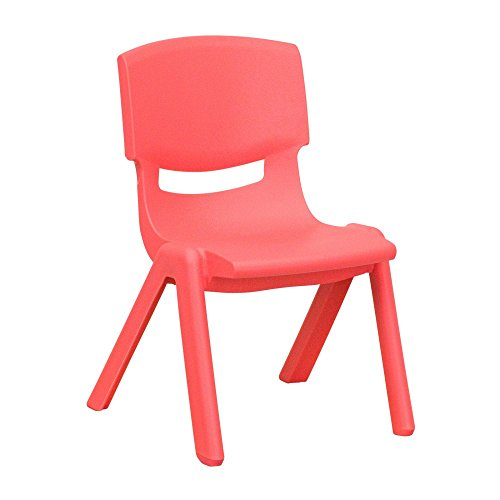 Flash Furniture Stackable School Chair - 10.5 in.
