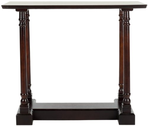 Cheap Safavieh American Home Collection Concord Console Table, Dark Cherry (AMH5708D)