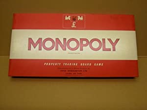 Monopoly - Original Red Box Edition