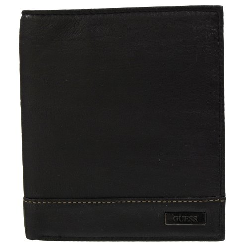 Guess Leather Mens Organizer Wallet