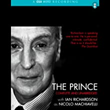 The Prince Audiobook by Nicolo Machiavelli Narrated by Ian Richardson