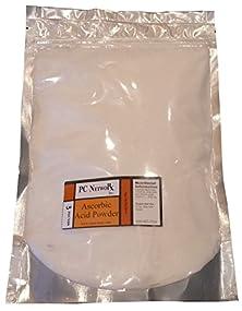 buy Pc Networx Pure Ascorbic Acid (Vitamin C) Powder (3 Pound)