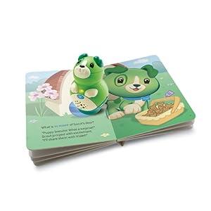 LeapFrog 21201 LeapReader Junior Book Pal - Scout