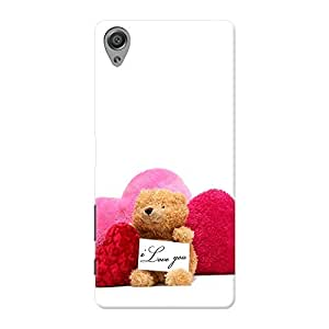 Mobile Back Cover For One Sony Xperia X (Printed Designer Case)