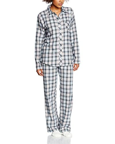ESPRIT Pijama  Azul NO DATA IN SABLE