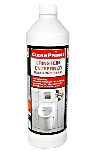 cleanprince urinstein entferner 1000 ml urinstein. Black Bedroom Furniture Sets. Home Design Ideas