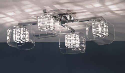 avignon-4-light-glass-weaved-wire-ceiling-flush