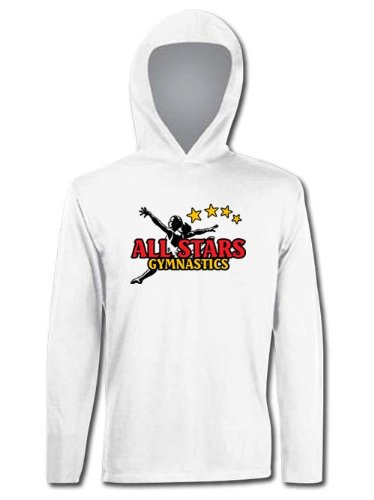 All Stars Gymnastics Hooded T Shirt