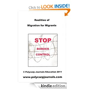 Realities of Migration for Migrants Polycarp