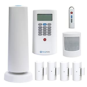 simplisafe2 vs fortress wireless diy home security system comparison home automation control - Diy Wireless Home Security Systems