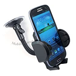 Ape Cases Apecases Branded Fly Universal Car Mount Cradle Mobile Holder For Smart Phones & Gps Device.