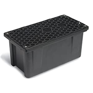 Koi ponds filter sunterra 337106 prefilter box for 500 for Koi pond filter box
