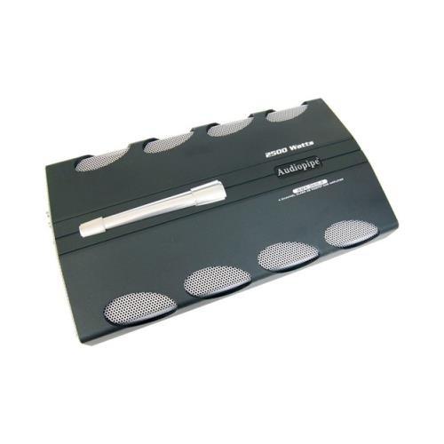 Audiopipe - aqx360.4 - audiopipe aqx360.4 2500w 4 ch car audio amplifier amp 4 channel aqx-360.4
