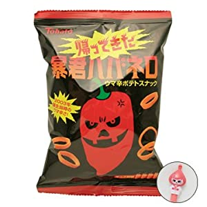 Ring Shaped Spicy Potato Snack - Potaco (Potako) - By Tohato From Japan 56g from Potato Snack