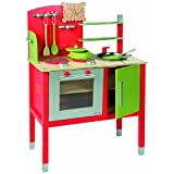 Janod Maxi Cooker (Red)by Janod