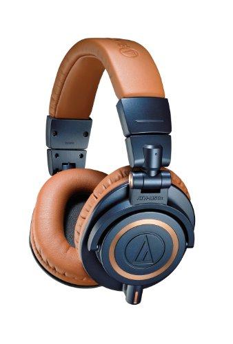 Audio-Technica Ath-M50Xbl Professional Headphones - Blue