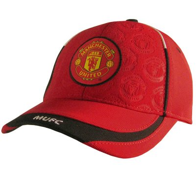 Official Manchester United FC Baseball Cap - A great gift / present for men, boys, sons, husbands, dads, boyfriends for Christmas, Birthdays, Fathers Day, Valentines Day, Anniversaries or just as a treat for and avid football fan