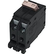 Cutler Hammer CH215 Circuit Breaker, 2-Pole 15-Amp