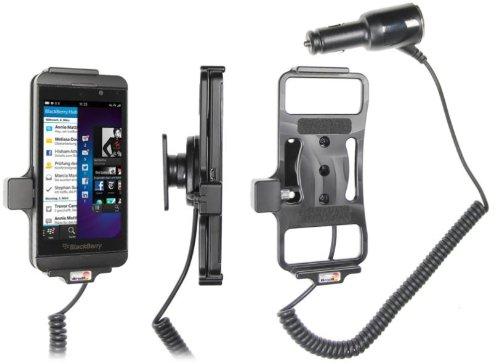 Brodit 512447 aktiv Kfz-Halterung für Blackberry Z10 schwarz