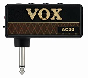 VOX ヴォックス ヘッドフォンアンプ amPlug アンプラグ (AC30) AP-AC