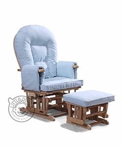 supremo bambino stillsessel mit fu hocker und schutzbezug. Black Bedroom Furniture Sets. Home Design Ideas