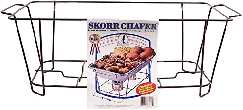 Skoor Chafer Chrome Wire Chafing Dish Stand