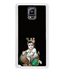 ifasho Lord Krishna stealing curd Back Case Cover for Samsung Galaxy Note 3