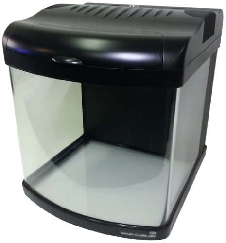 Jbj Nano Cube Led Aquarium, 12-Gallon