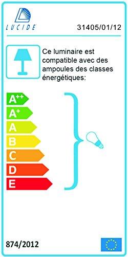 Lucide-314050112-Lampada-a-sospensione-stile-industriale-1-x-E27-diametro-39-cm-superficie-cromata-opaca